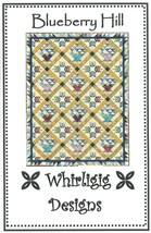 "Quilt Kit Blueberry Hill 57"" X 74"" Northcott Stonehenge Quilting Kit - M... - $69.97"