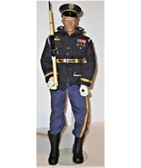 G I Joe -  Honor Guard (12 inch tall) Soldier & American Flag - $20.00