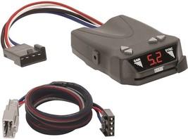 Reese Brakeman Iv Digital Trailer Brake Control & Wiring Fits 09-17 Honda Pilot - $95.18