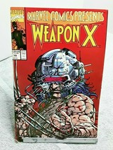 Weapon X Wolverine Marvel Comics Presents Issue 79 June 1991 - £1.58 GBP