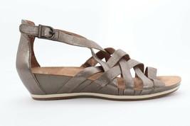 Dansko Vivian Nappa Pewter Sandals Women's Size EU 41 ( EPB )3910 - $95.00
