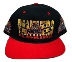 Vintage 90s NHL Florida Panthers Cap - $129.98