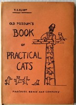 Old Possum's Book of Practical Cats [Hardcover] Eliot T. S. - $927.50