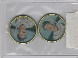 1987 Topps Coins Red Sox Wade Boggs Lot of 2 - $1.80