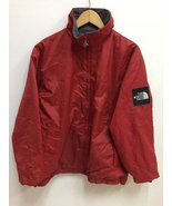 Vintage The North Face Puffer Jacket Embroidery Logo Hommes Moyens Hikin... - $180.00