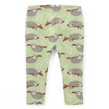 Cute Sloths Girls Leggings - $37.99+