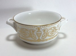 Royal Worcester Hyde Park Cream Soup Bowl Cup - $14.83