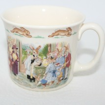 Vintage Royal Doulton Bunnykins Christening Cup Mug 1988 - $17.09