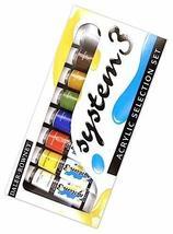 Daler-Rowney System 3 Acrylic Paint Sets (Selection Set) 1 pcs sku# 1832666MA - $73.91