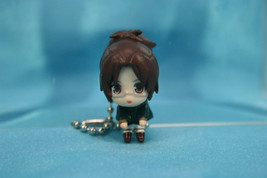 Bandai Attack on Titan Pinch P2 Gashapon Mini Figure Keychain Hanji Zoe - $16.99