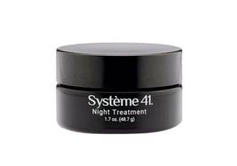 Brand New Systeme 41 Night Treatment Cream SEALED 1.7 Oz FRESH - $63.36