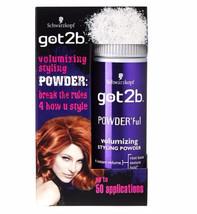 Schwarzkopf got2b Powder'ful Volumizing Styling Powder 10g - $10.73