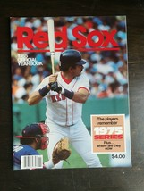 Vintage 1985 Boston Red Sox MLB Baseball Official Yearbook  - $6.64