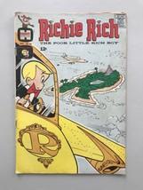 Richie Rich (1960 1st Series) #38 Cover Detatched - $19.80