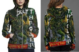 Women Sweater  BOLT THROWER slaves to darkness Hoodie Fullprint Zipper W... - $51.99+