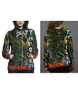 Women Sweater  BOLT THROWER slaves to darkness Hoodie Fullprint Zipper W... - $51.99+