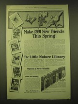 1918 Nelson Doubleday, Inc. Ad - Make 2891 New Friends this Spring - $14.99