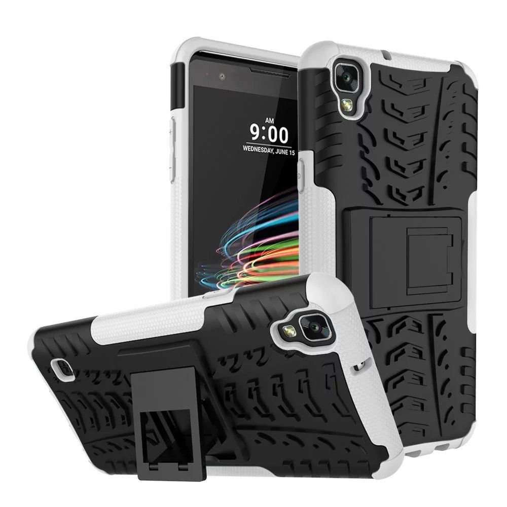 kickstand protective case for lg x style tribute hd ls676 volt 3 ls755 white p20161030145040562
