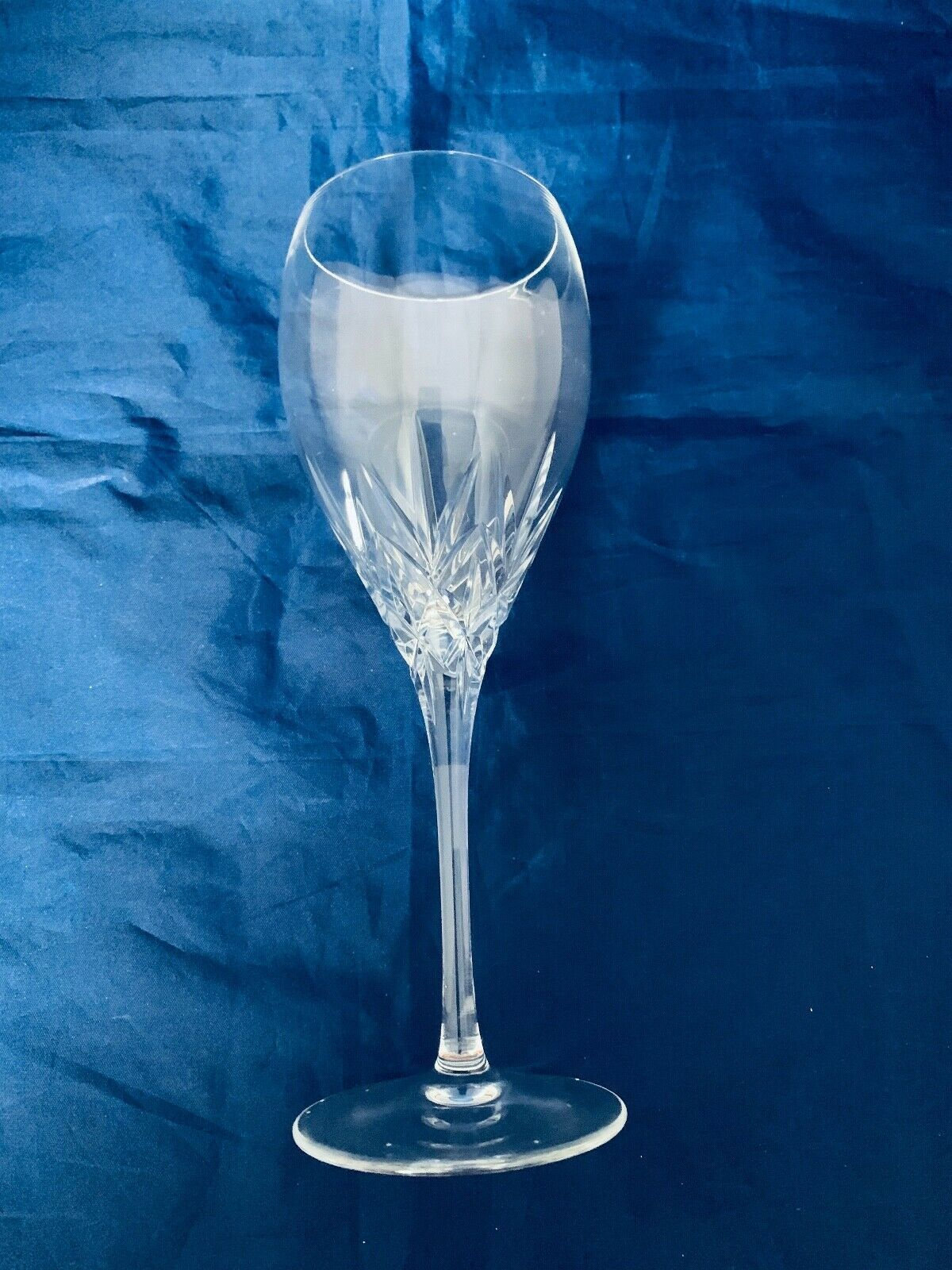 Longchamp Cristal D' Arques Wine Glasses 1 Glass - $14.95