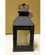 Everlasting Glow LED Hanging Lantern Battery Operated Candle Holder Rustic Decor - $20.00