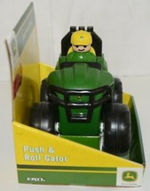 John Deere TBEK37747 Push And Roll Gator Ages 2 Up Spinning Wheels image 2