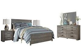 Ashley Culverbach 5PC Queen Bedroom Set - Weather Gray - $1,650.19