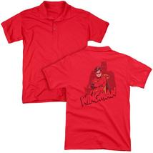 Batman - Wingman (Back Print) Mens Regular Fit Polo - $24.99+