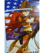 2004 SEGA SAKURA WARS V EPISODE 0 NOT FOR SALE GAME POSTER anime ps2 ps3... - $95.00
