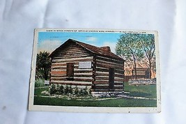 Vintage Original KY 1942 LINCOLNS PARENTS WERE MARRIED IN OLD KENTUCKY C... - $3.95