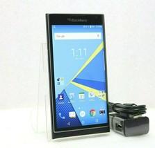 BlackBerry Priv 32GB - 4G (GSM UNLOCKED) 18MP Smartphone - Black STV100-3