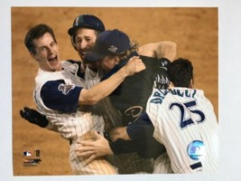 Arizona Diamondbacks 2001 World Series Champions Game Glossy 8 X 10 Phot... - $5.99
