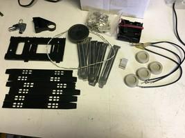 Vintage AT case hardware kit screws speaker feet battery holder - $18.81