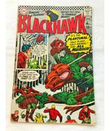 Blackhawk 218  Comic DC Silver Age Good Minus Condition - $4.99