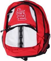 NEW ST. LOUIS CARDINALS Captain BACKPACK School Tablet Book Bag MLB Base... - $28.04