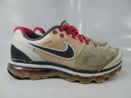 Nike Air Max + 2010 Size US 8.5 M (B) EU 40 Women's Running Shoes 386374-103 - $48.53