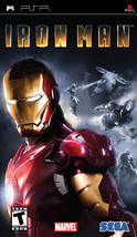 Iron Man  (PlayStation Portable, 2008) - $6.41