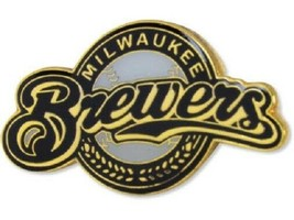 Milwaukee Brewers MLB Logo Pin - $9.85