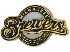 Milwaukee Brewers MLB Logo Pin - $9.85