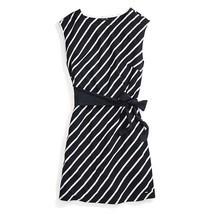 Tommy Hilfiger Adaptive Stripe Wrap Dress Size L - £28.02 GBP