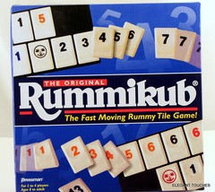 The Original Rummikub - Fast Moving Rummy Tile Game - $37.25