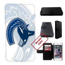 10 kinds hockey team, canucks iphone 7 wallet case, 10 kinds hockey team... - $16.82