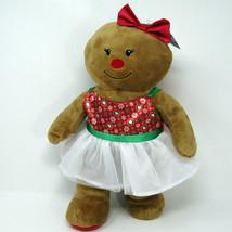 "Build A Bear Doll Gingerbread Girl Plush Christmas Retired & Holiday Plush 15"" - $27.23"