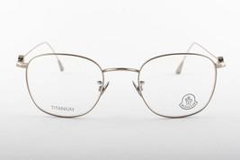 MONCLER MC006-V01 Shiny Gold Eyeglasses MC 006-V01 49mm - $166.11