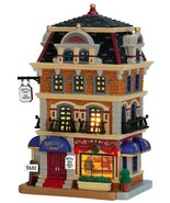 Lemax Village Collection 2017 ARGYLE HOTEL #75225 INSIDE SCENE - New in ... - $57.94