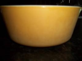 SALE *** FLAT PAINT Orange Pyrex#472-B, 750ML 1 1/2Pint, Vintage, Casser... - $3.87