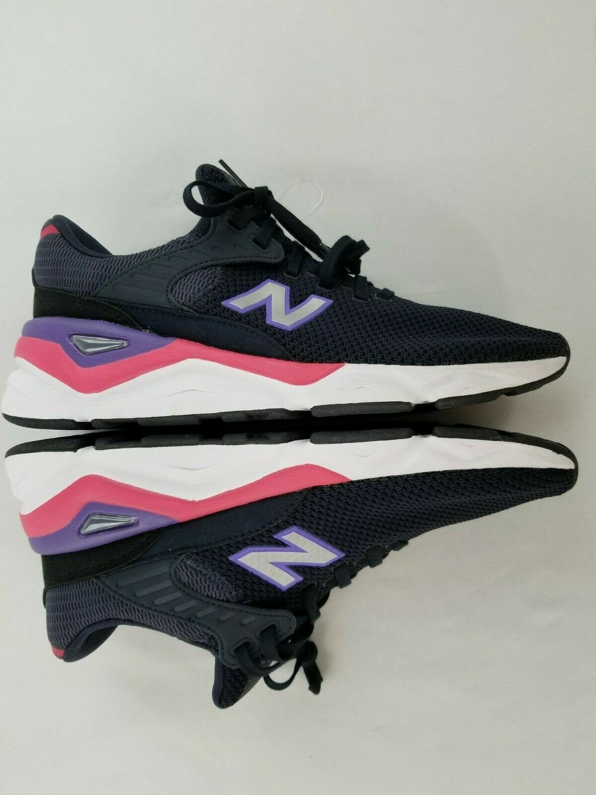new New Balance men shoes sneakers X-90 running MSX90CRC grey 7.5 D MSRP $99