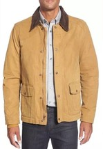 New Timberland Men's Mount Lincoln Waxed Canvas Jacket Metal  Bronze 784... - $89.00
