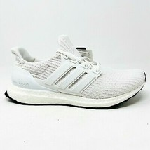 Adidas Ultra Boost 3.0 Triple White Womens Size 6.5 Running Shoes BA7686 - $179.95