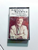 Kenny Rogers They Dont Make Them Like They Used To Cassette 1986 - $4.94