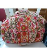 Vera Bradley Baby Bag Diaper travel bag in Folkloric pattern - $48.00